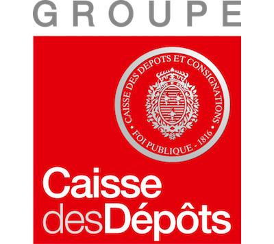 Logo Groupe Caisse Depots